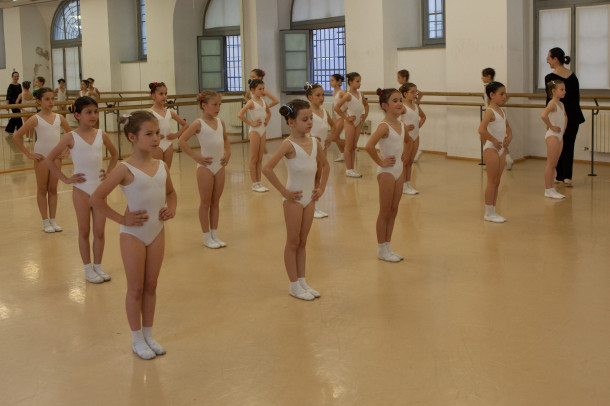 propedeutica danza alla scala milan - photo#5