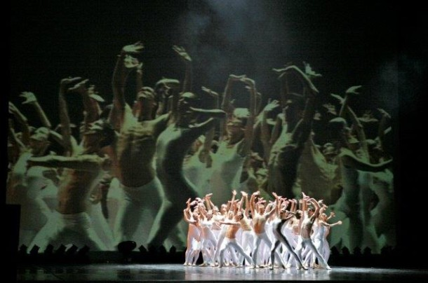 Roland Petit e il Gala Roberto Bolle per Caracalla 2015  Danza Effebi