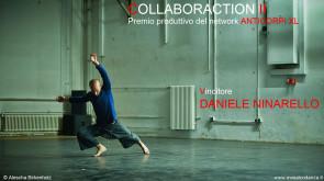 Daniele Ninarello vince il premio CollaborAction 2014/15 di Anticorpi XL