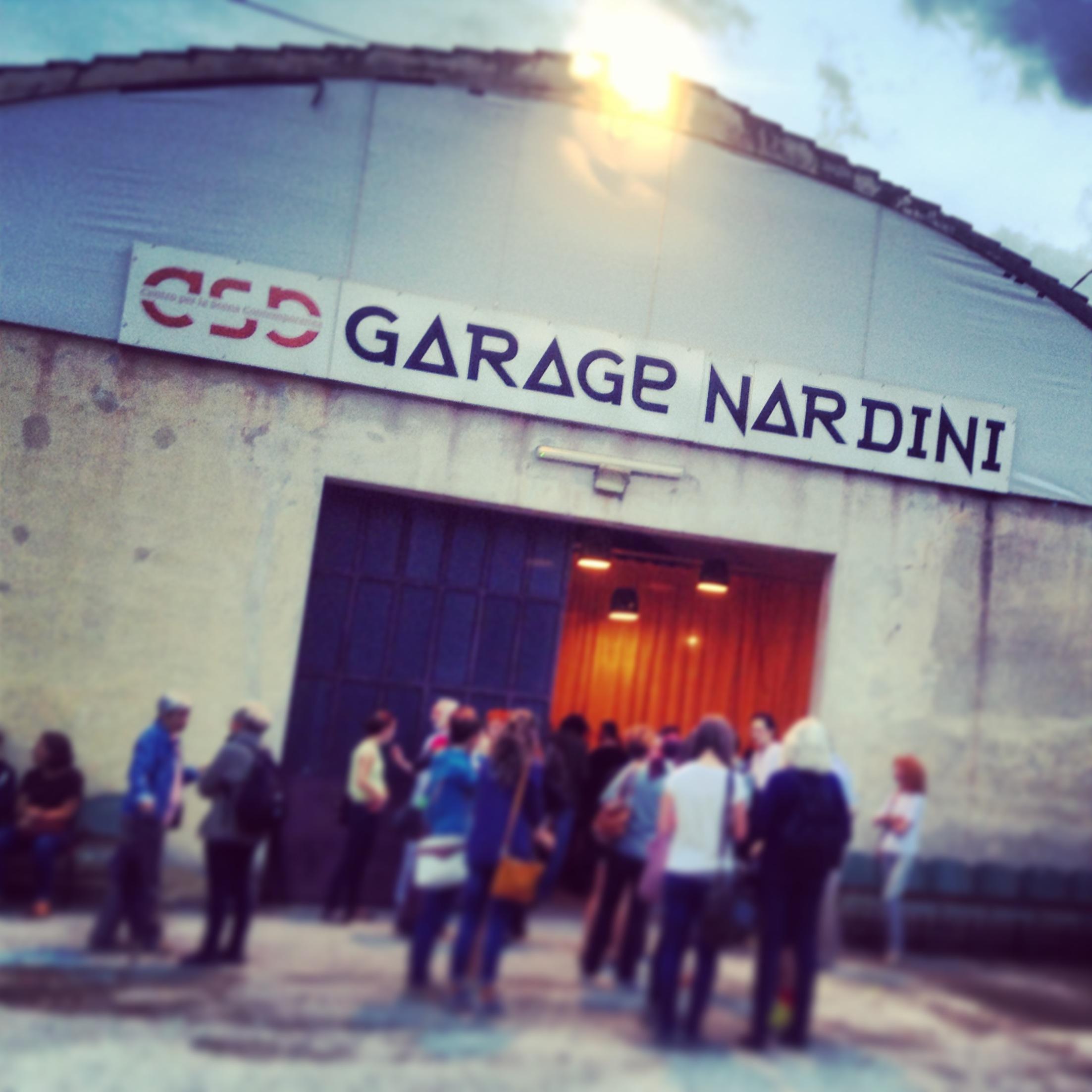 Il csc centro scena contemporanea di bassano del grappa for Garage programma progetti gratuiti