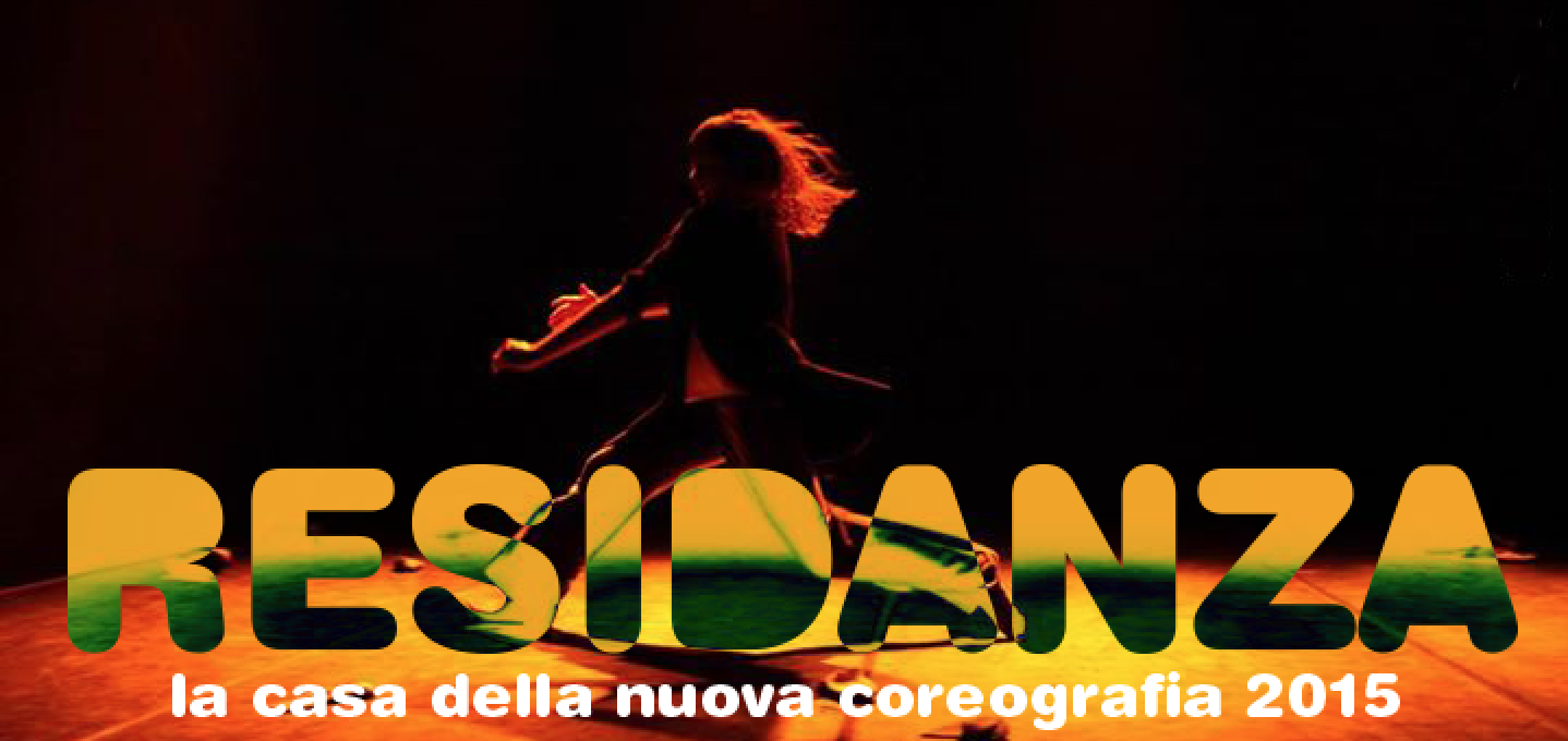 Residanza la casa della nuova coreografia bando 2015 for La mia nuova casa