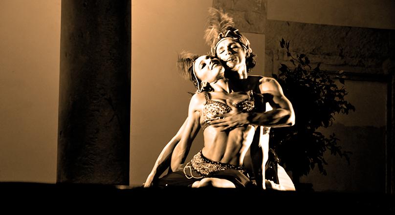 Risultati immagini per Il Balletto del Sud diretto da Fredy Franzutti