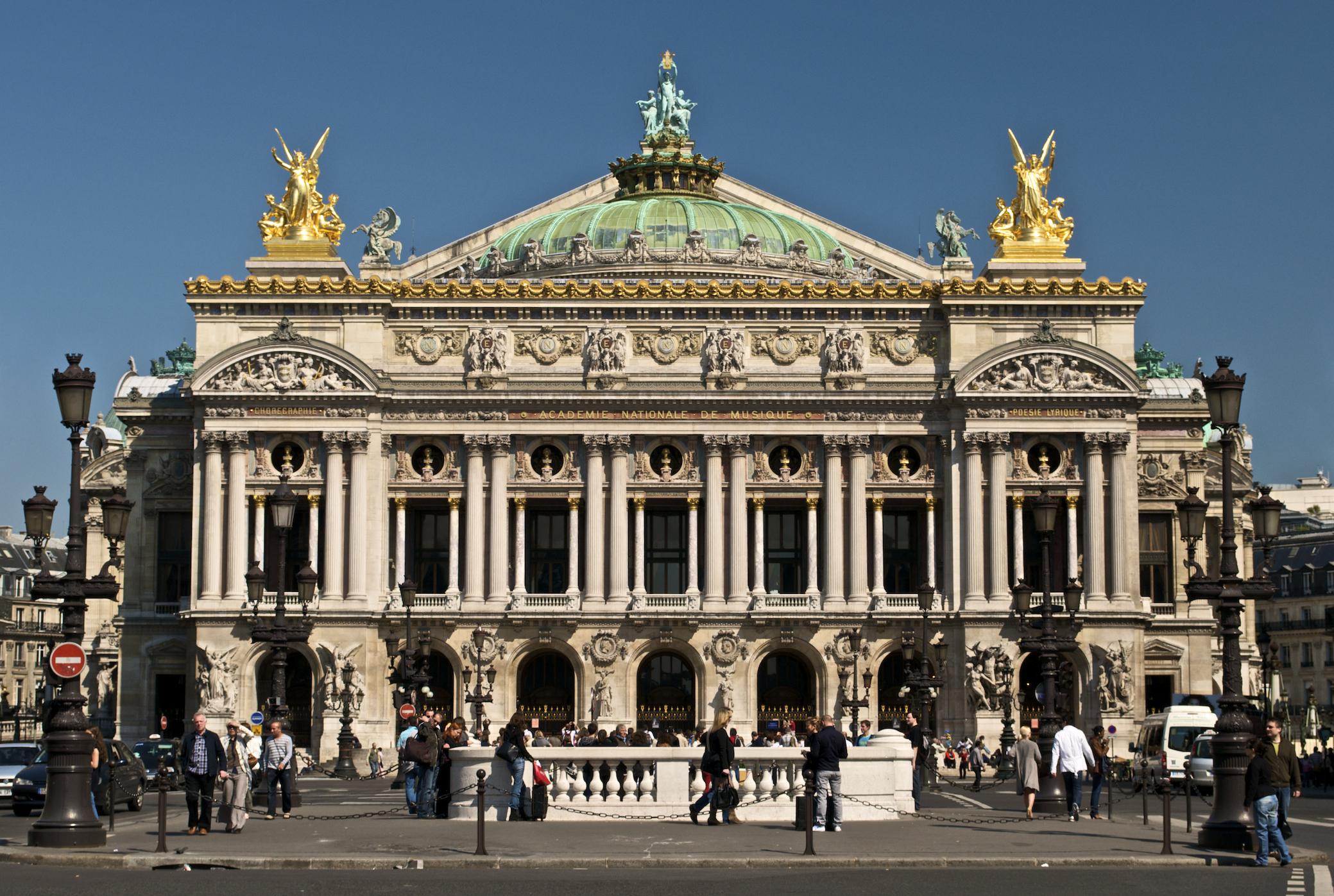 Opera Hotel Parigi