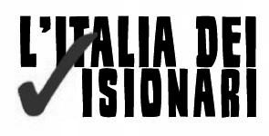 L'Italia dei Visionari 2018. Call per artisti e compagnie professionali emergenti e indipendenti di teatro contemporaneo, danza e performing art.