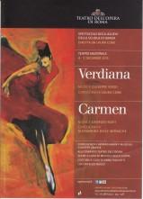 Gli allievi della Scuola di Danza del Teatro dell'Opera di Roma in scena con Verdiana di Laura Comi e Carmen di Alessandra delle Monache