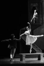 In tour Coppélia di Amedeo Amodio con Anbeta Toromani e Alessandro Macario, scene di Emanuele Luzzati, una produzione Daniele Cipriani Entertainment