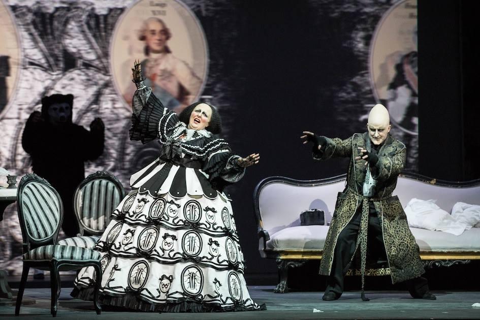 All Opera Di Roma Il Barbiere Di Siviglia Di Gioachino Rossini