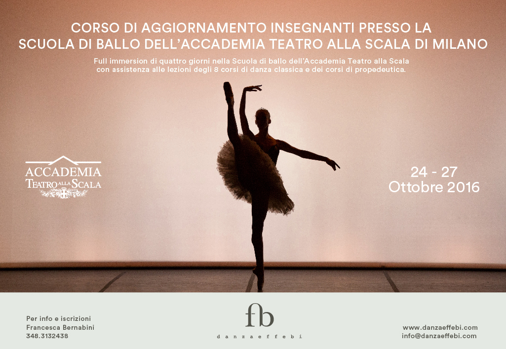 propedeutica danza alla scala milan - photo#15