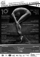 Danzamaremito compie dieci anni! Stage in edizione speciale dal 21 al 28 agosto 2016.