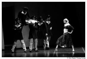 Eleonora Abbagnato nella Carmen di Amedeo Amodio al Teatro Politeama di Lecce