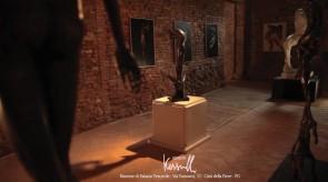 Allo Spazio Kossuth la mostra Osa Crea Danza e la presentazione del libro Le parole della danza di Aldo Masella