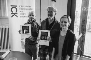 Inspiration Emio Greco | Pieter C. Scholten. The Multiplicity of Dance, monografia di Francesca Magnini sulla collaborazione tra Emio Greco e il regista/drammaturgo olandese Pieter C. Scholten