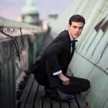 Davide Dato, nuova étoile del Balletto dell'Opera di Vienna.