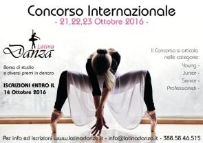 Concorso Internazionale Latina Danza