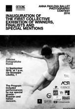 A Roma la mostra fotografica Anna Pavlova Ballet Photography Contest