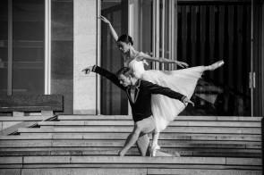 Audizione del Balletto del Teatro Nazionale di Brno per la stagione 2017-2018 (Repubblica Ceca)