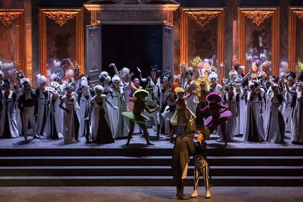 Un ballo in maschera di giuseppe verdi all opera di roma for Di giuseppe arredamenti roma