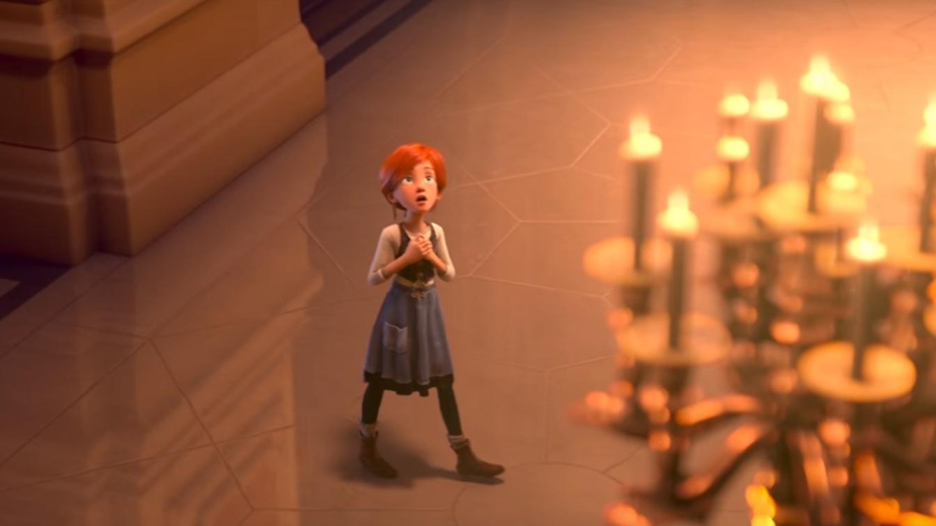 Ballerina il film d animazione sulla danza in uscita al