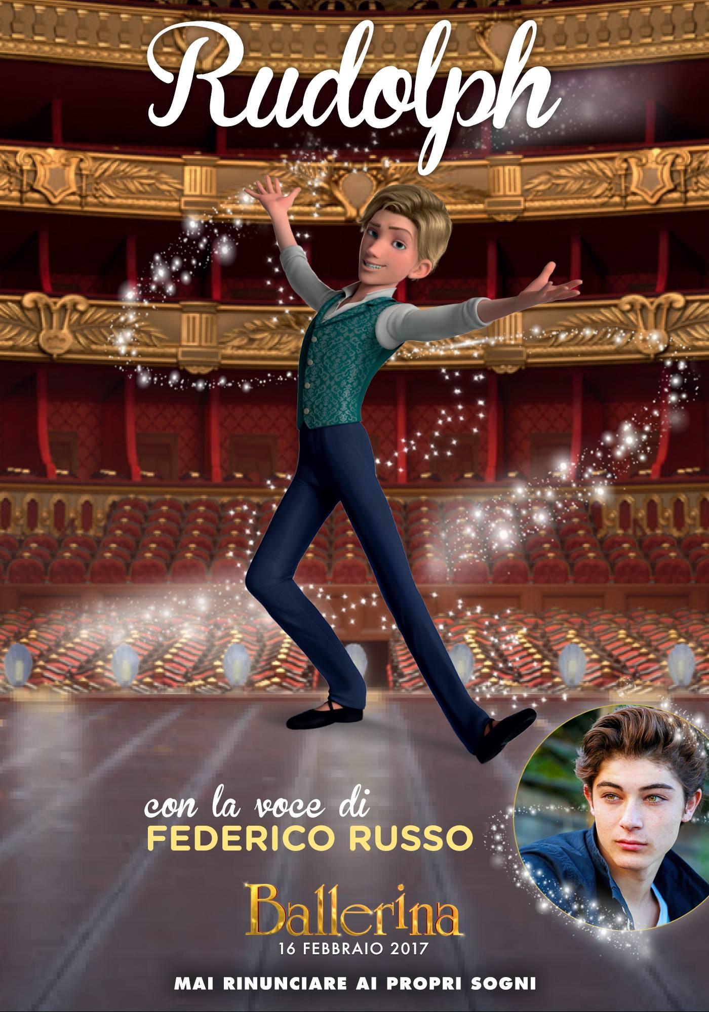 Ballerina Il Film Danimazione Sulla Danza In Uscita Al Cinema