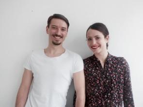 Audizione Katerina Vlasova e Amadeus Pawlica per progetto Liebe (Germania)