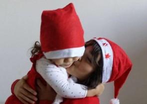 Gli spettacoli di Natale. Nelle recite scolastiche l'improvvisazione regna sovrana.