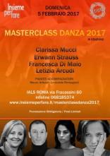 Masterclass Danza 2017