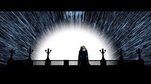 L'Opera illumina il Natale: fino all'8 gennaio proiezioni video mapping animano il Teatro Costanzi a Roma