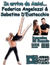 Stage di modern contemporany con Federica Angelozzi & Sabatino D'Eustacchio