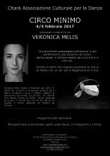 Circo Minimo: seminario condotto da Veronica Melis