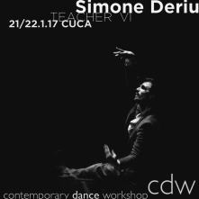 Contemporary Dance Workshop con Simone Deriu