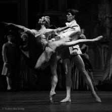 Diana Vishneva e Roberto Bolle ne La Bella Addormentata di Nureyev su Rai 5