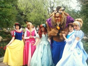 Audizione Disneyland Paris a Roma. Si cercano 100 giovani per interpretare i ruoli dei personaggi Disney.