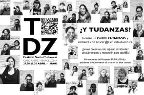 Festival Social TUDANZAS. Richiesta di candidature per artisti, amatori e pubblico (Spagna).