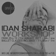 Idan Sharabi. Workshop at Opificio
