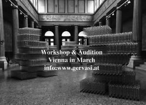 Tanz Company Gervasi. Workshop & Audizione a Vienna.