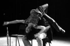 Workshop di Contact Improvisation con Isabelle Uski