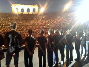 Arena di Verona: licenziato il Corpo di ballo. Una vergogna italiana.