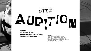 Audizione Balletto Teatro di Torino