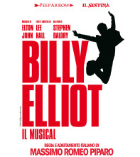 Audizioni Peep Arrow Entertainment e Il Sistina per Billy Elliot The Musical e per il tour europeo di Jesus Christ Superstar