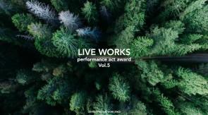 Bando LIVE WORKS Performance Act Award_Vol.5, un progetto di Centrale Fies