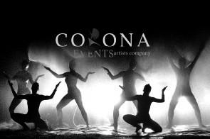 Compagnia Corona Events cerca danzatori e performer. Audizione a Milano.