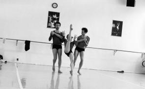 Contemporary Dance Workshop con Giuseppe Casiero