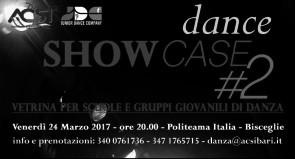 Dance Showcase #2 a Bisceglie