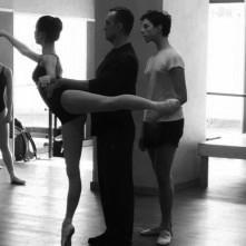 Domenico Bertini, docente di danza classica e repertorio, è disponibile per stage e seminari nel periodo estivo