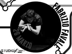 Fabrizio Favale - Appuntamento Coreografico Studio XL