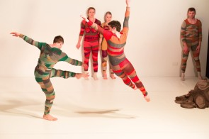 Audizioni Inbal Pinto e Avshalom Pollak Dance Company in Israele e in Francia