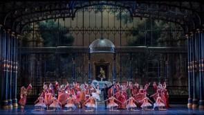Teatro dell'Opera di Roma. Audizione per ballerini e ballerini di fila per la stagione 2017-2018.