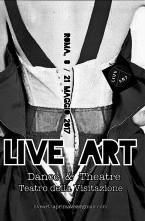 Live Art. La prima vez… 2017. Open Call sezione danza contemporanea e teatro danza