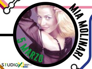 Mia Molinari. Appuntamento Coreografico Studio XL