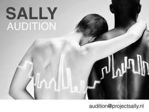Audizioni Project Sally per nuova creazione (Olanda)